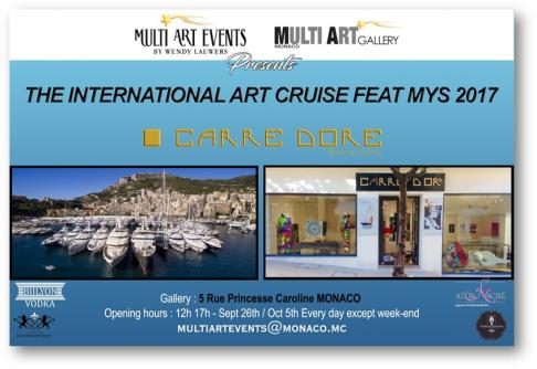 International Art Cruise ft MYS