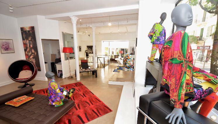 Galerie Carré Doré Monaco